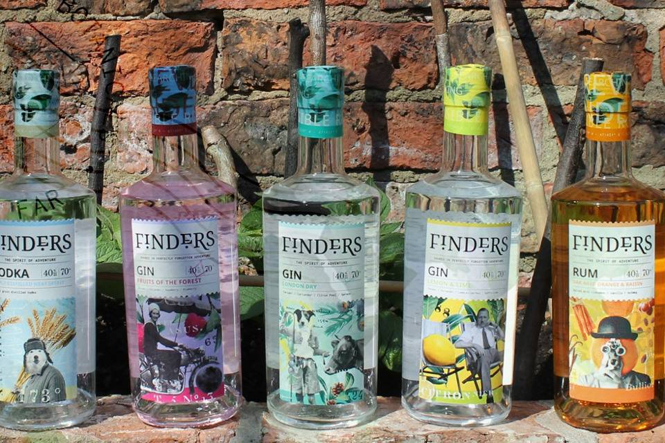 Finders Yorkshire Gin