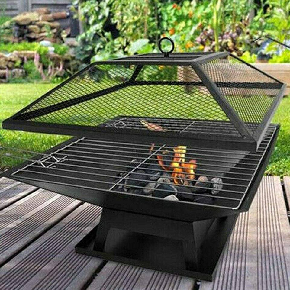 Fire Pit and BBQ outdoor must have