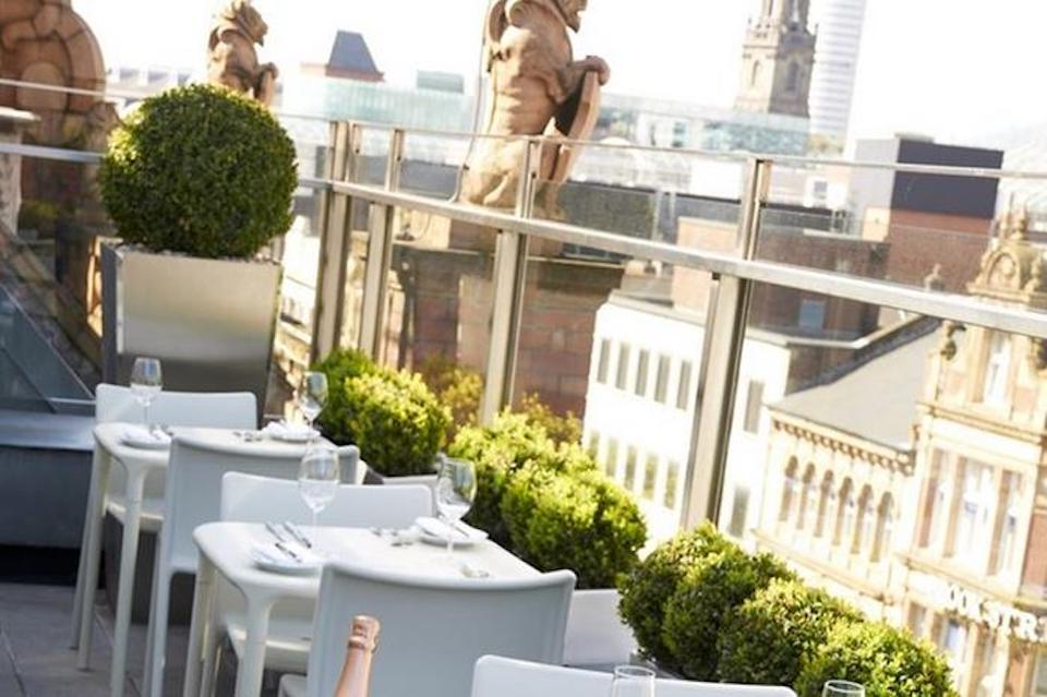 Harvey Nichols Fourth Floor Terrace