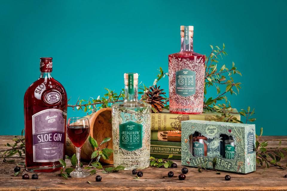Hedgerow Sloemotion Yorkshire Gin