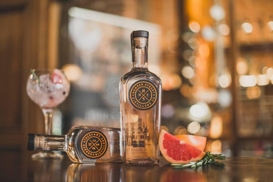 Humber Street Distillery Yorkshire Gin
