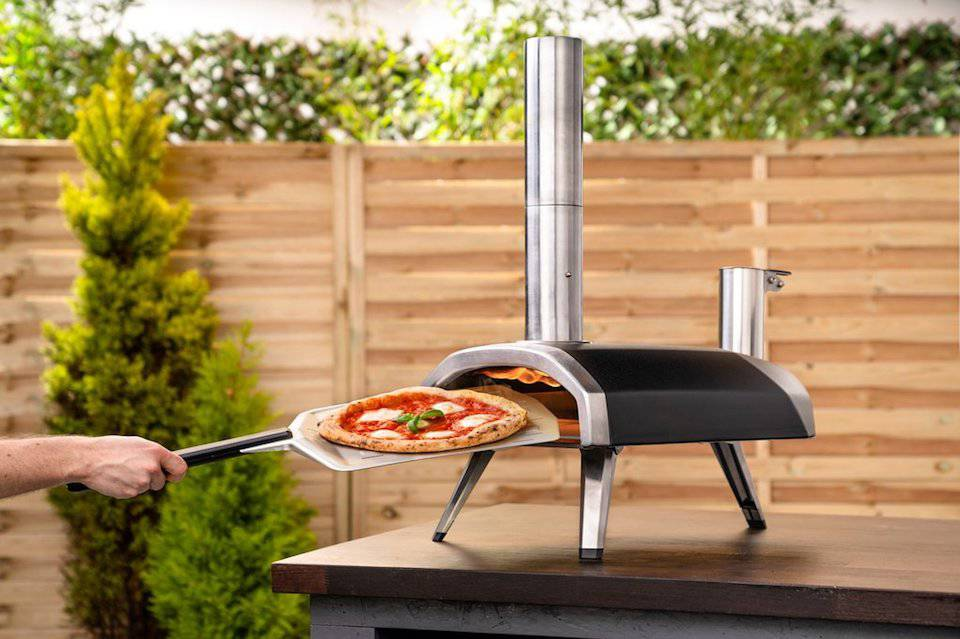Ooni Pizza Oven - Outdoor living must haves