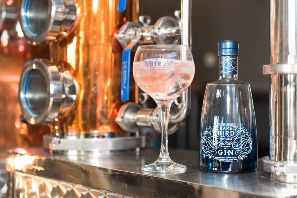 Rare Bird Distillery Yorkshire Gin