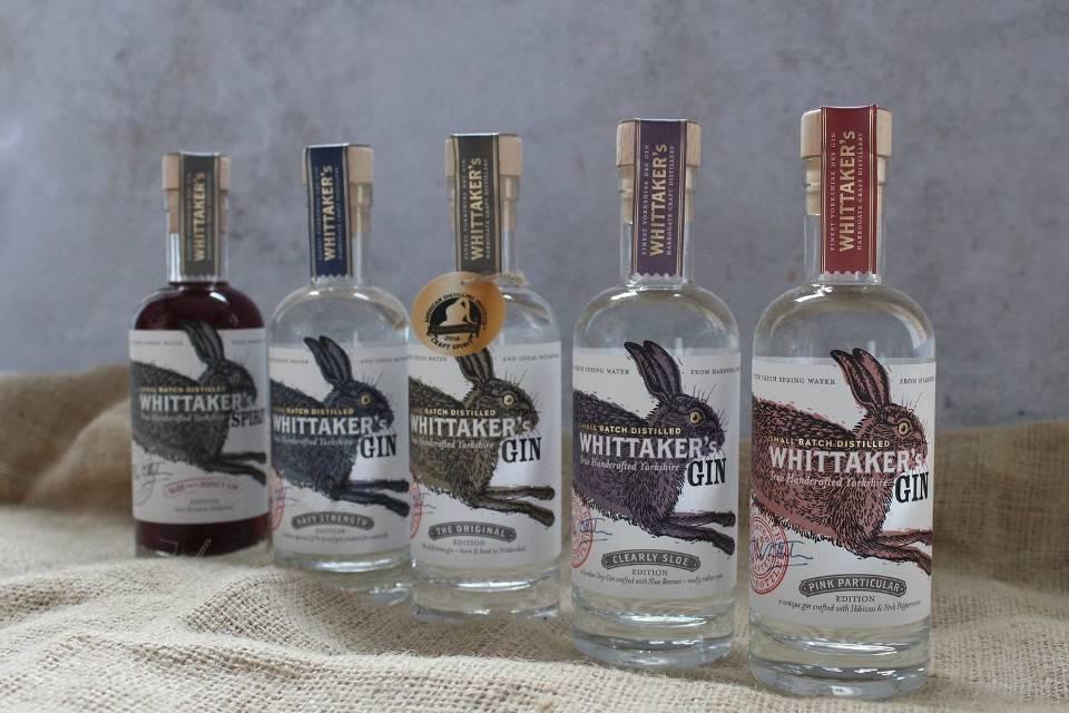 Whittaker's Yorkshire Gin