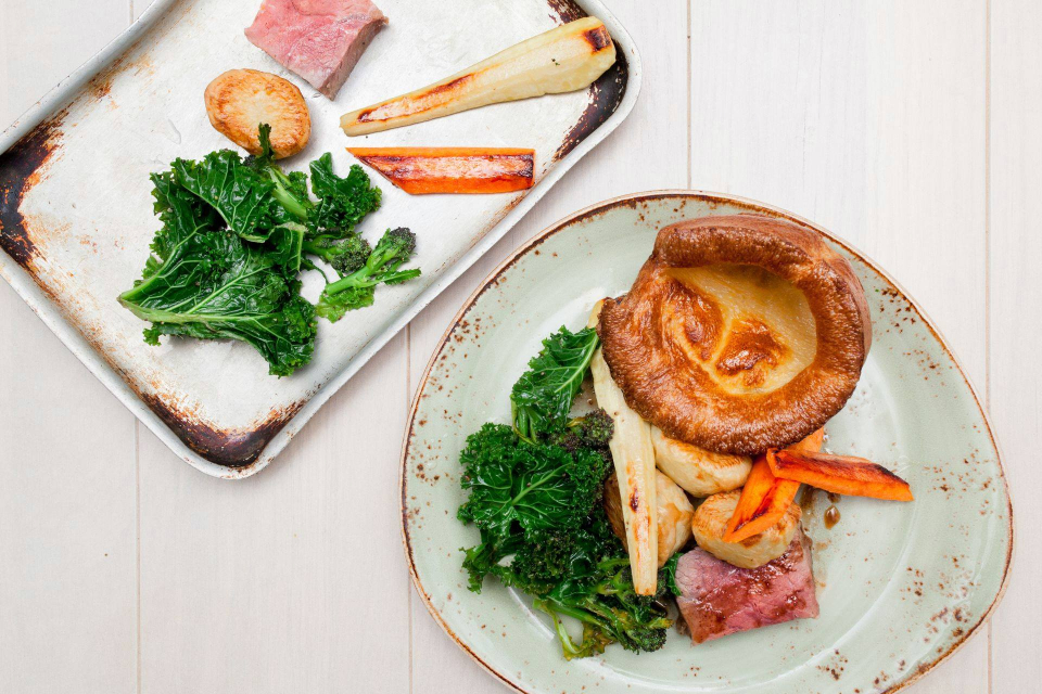 Brocco on The Park - Best Sunday lunch in Sheffield
