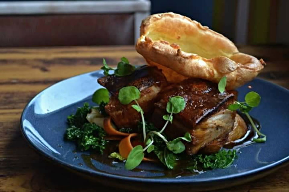 Butcher and Catch Sunday lunch - Best Sunday lunch in Sheffield