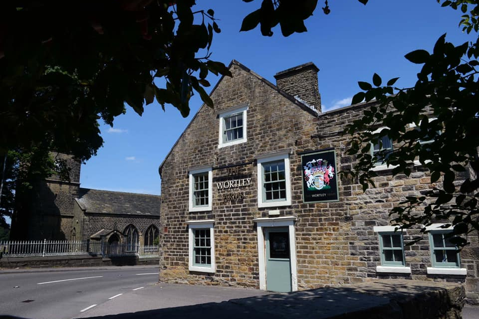 The Wortley Arms Inn - Best Sunday lunch in Sheffield