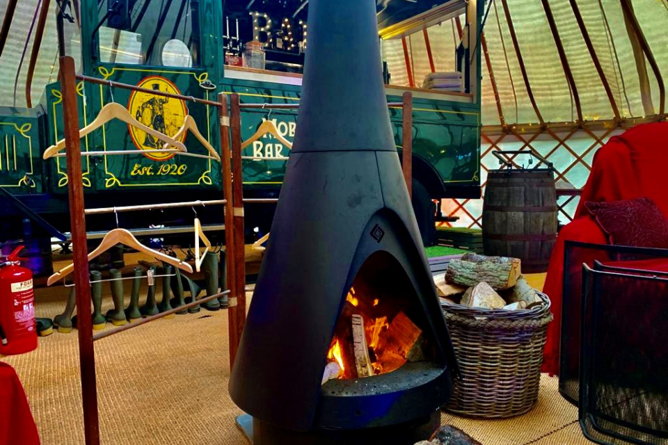 The-Yurtshire-Arms-Bolton-Abbey-Fire