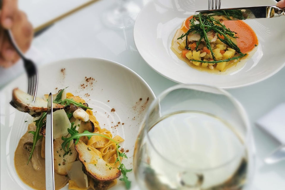 Autumn Prix Fixe at Harvey Nichols Fourth Floor Leeds restaurant