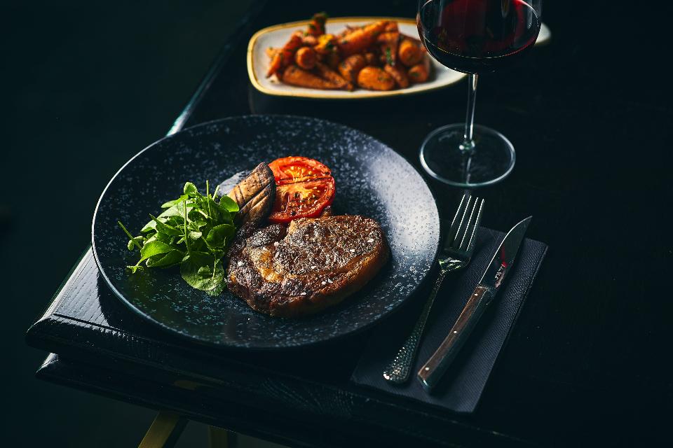 Chophaus Leeds restaurant wagyu steak