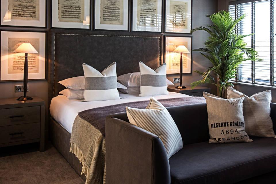 Dakota Leeds Hotel Room
