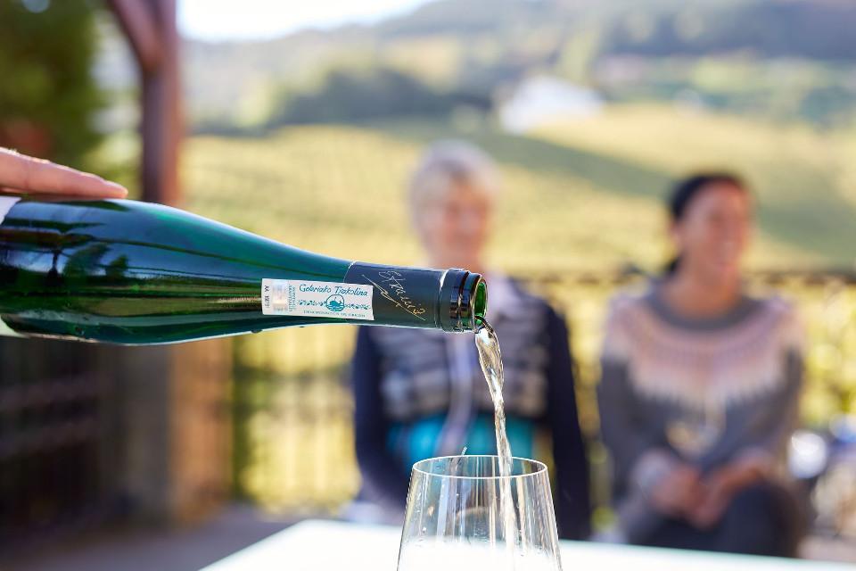 Txomin Etzaniz wine pour iberica virtual wine tasting event