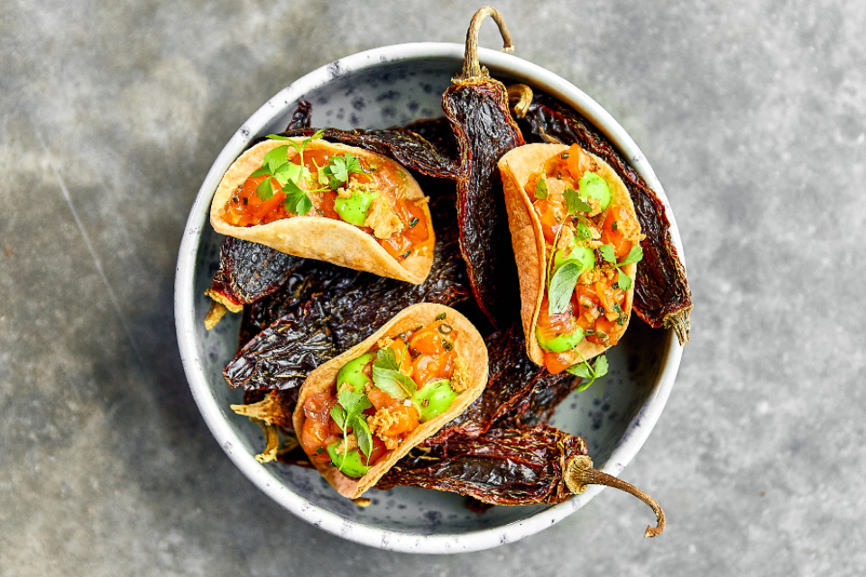 Chophaus Oakwood Leeds tacos