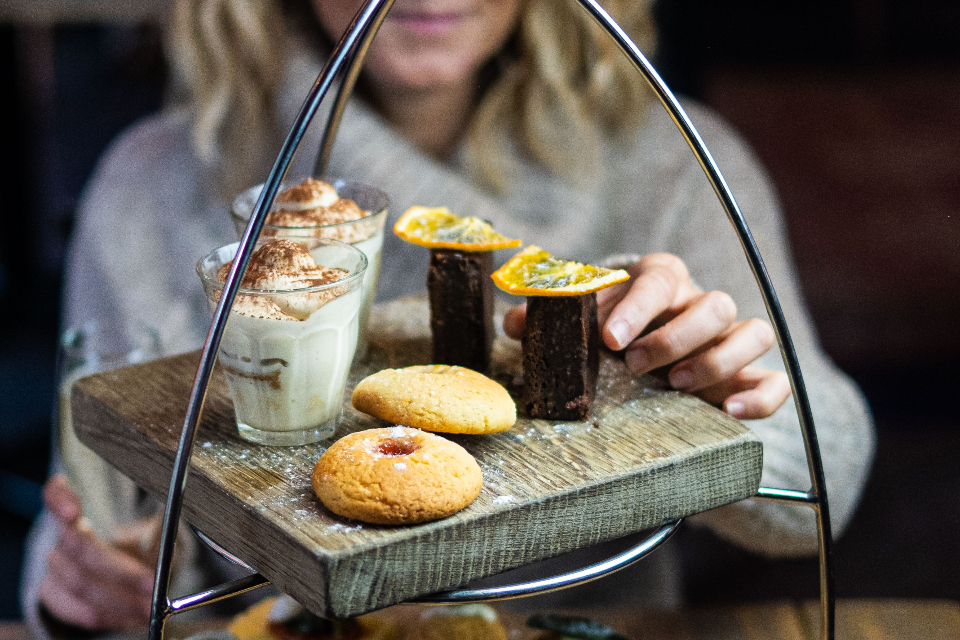 Livin Italy Afternoon Tea Offer desserts