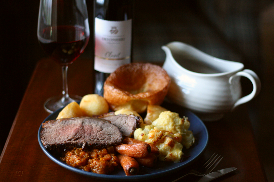 The Devonshire Arms Skipton Duchess's Choice Sunday lunch