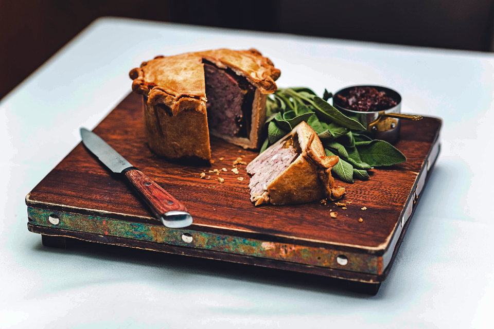 The Grand York Cookery School Hand Raised Pork Pie Recipe