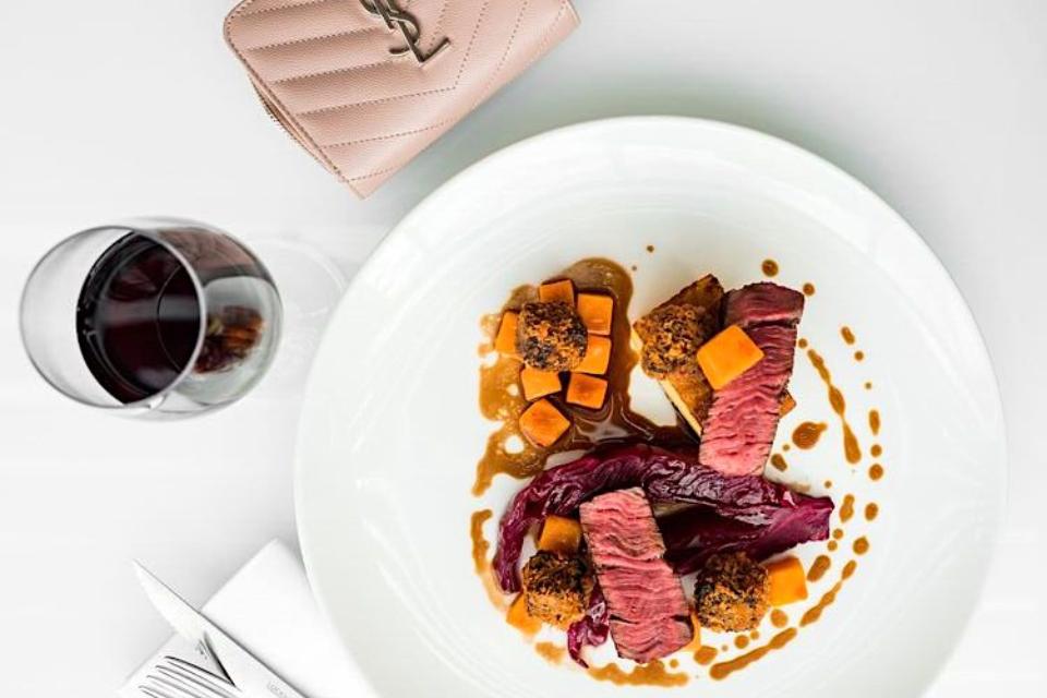 Harvey Nichols HN at Home steak menu