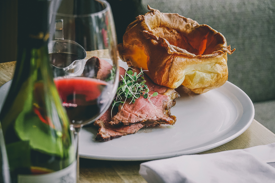 The Crown and Cushion welburn Sunday lunch