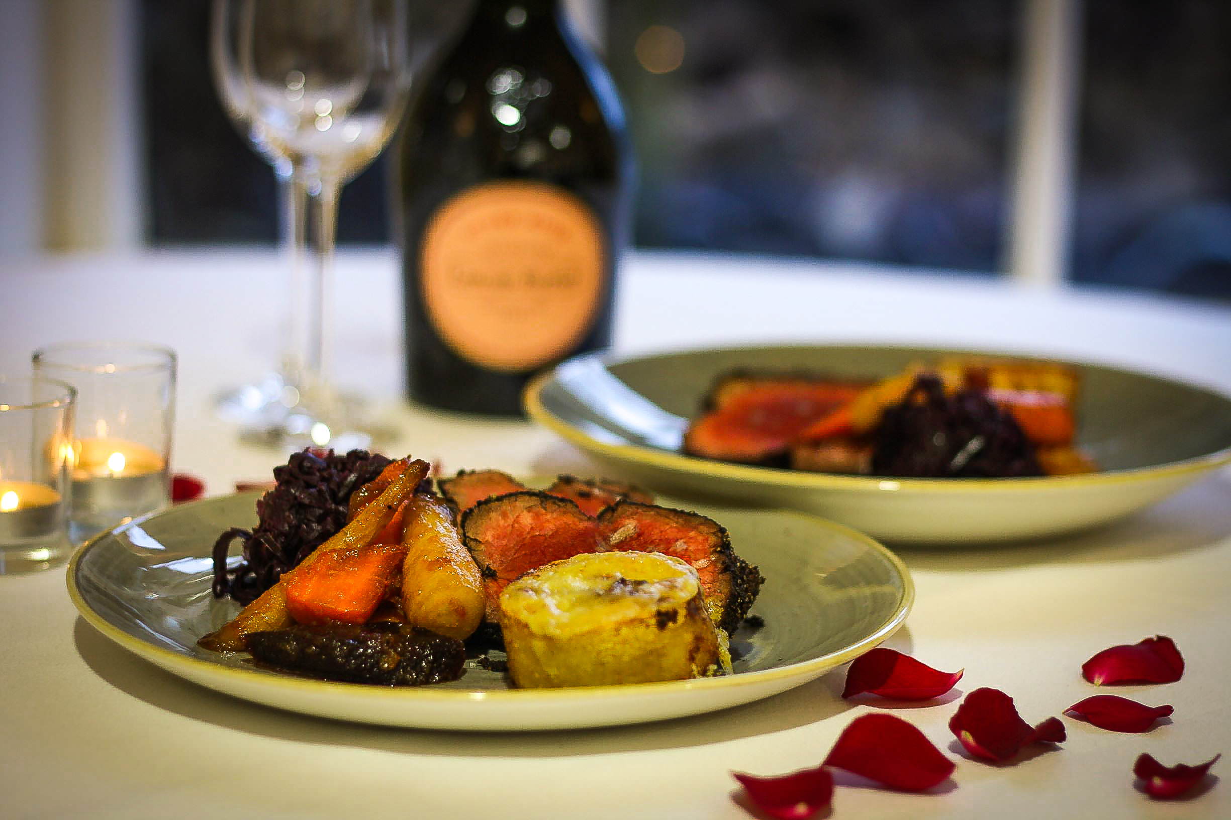 Devonshire Arms Valentine's Day Dining at Home