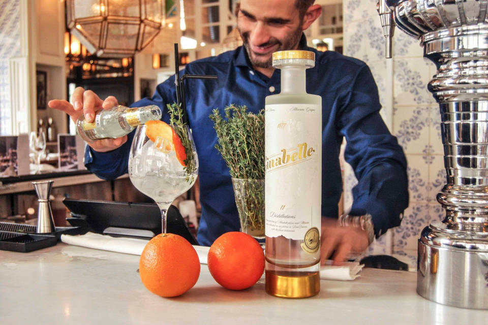 Iberica Virtual Gin Tasting Event Ginabelle
