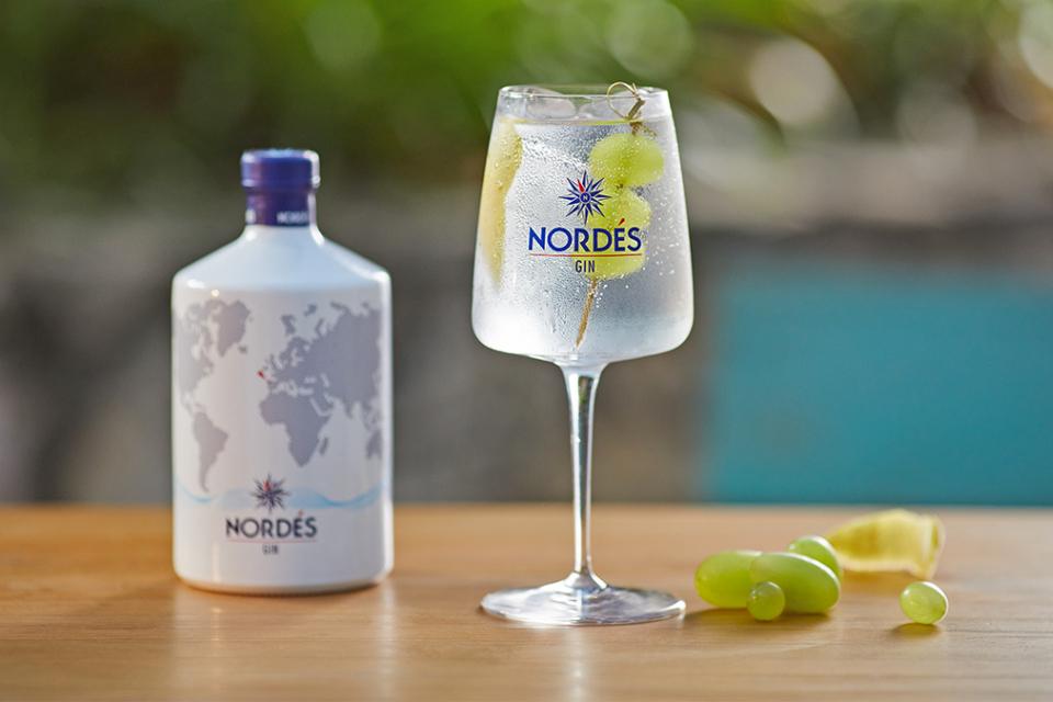 Nordes Gin landscape iberica gin tasting