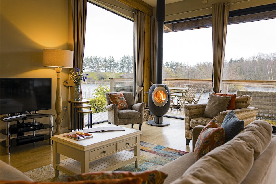 Brompton Lakes Lodges - 21 Unusual Places To Stay in Yorkshire