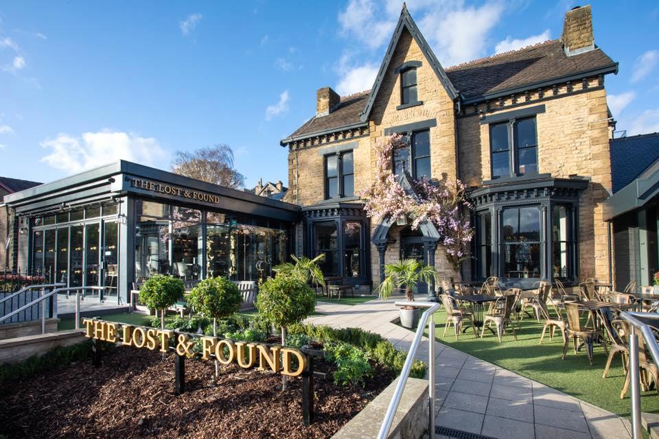 Lost & Found - Best beer gardens in Sheffield