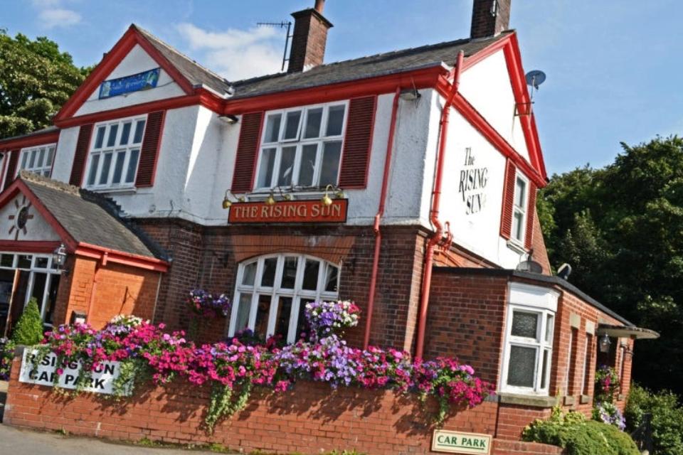 Rising Sun Fulwood - Best beer gardens in Sheffield