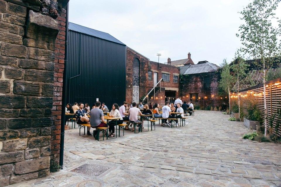 Saw Grinders Union - Best beer gardens in Sheffield