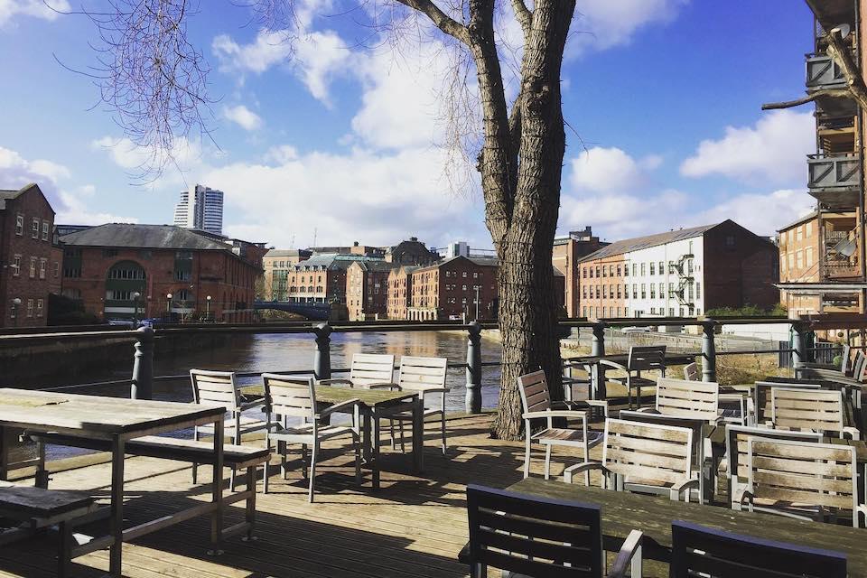 Stew & Oyster - Leeds best beer gardens