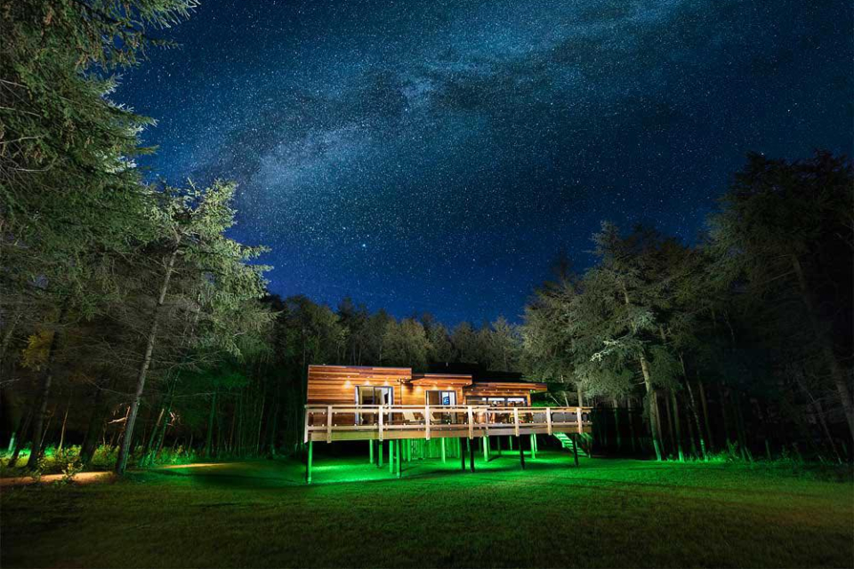 Studford Luxury Lodges - 21 Unusual Places To Stay in Yorkshire