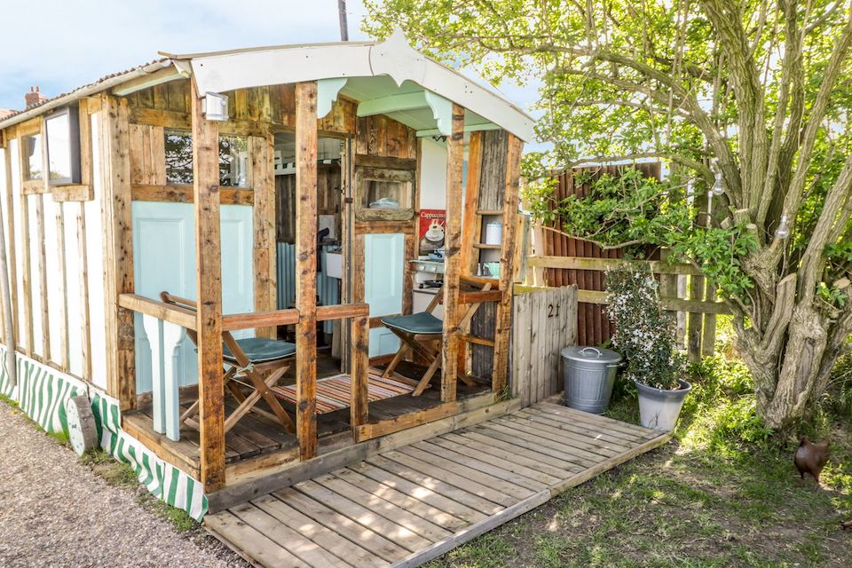 The Chicken Shed - 21 Unusual Places To Stay in Yorkshire