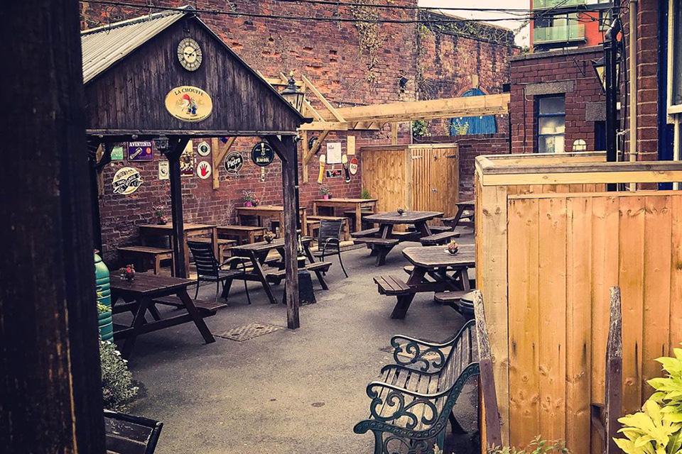 The Fat Cat - Best beer gardens in Sheffield