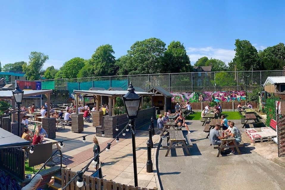 The Nursery Tavern - Best beer gardens in Sheffield