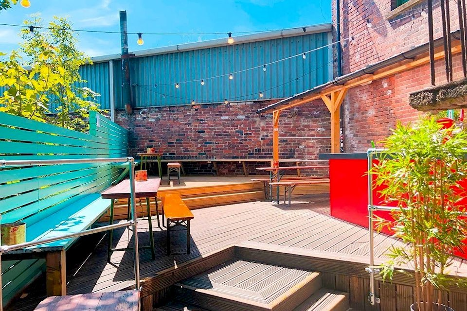 The Picture House Social - Best beer gardens in Sheffield