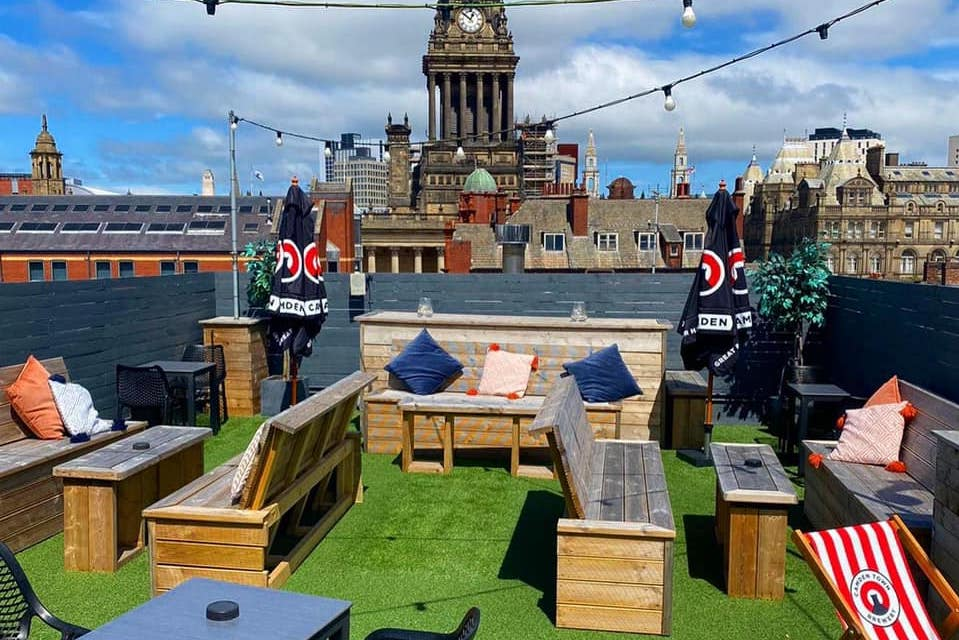 The Rooftop at East Parade Social