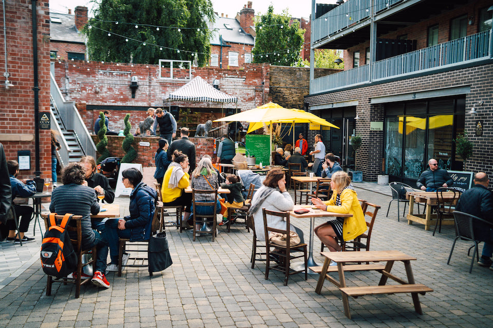 Tonco Sheffield outdoor dining re-opening april