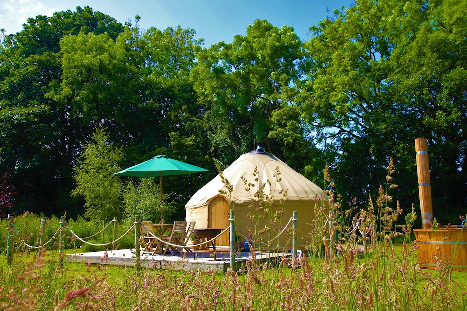 Yurtshire - 21 Unusual Places To Stay in Yorkshire