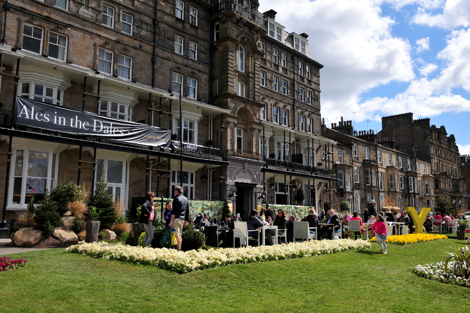 Ales In The Dales - The Yorkshire Hotel Harrogate