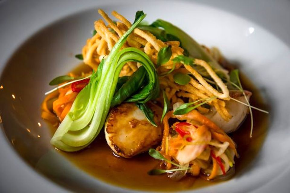 Catch Seafood Holmfirth dishes