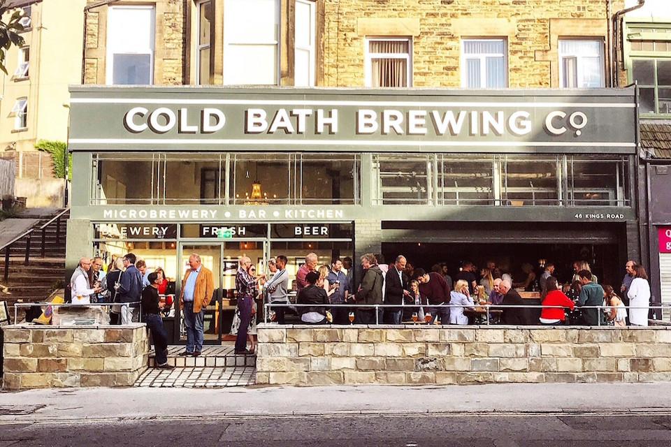 Cold Bath Brewing - Best Beer Gardens In Harrogate