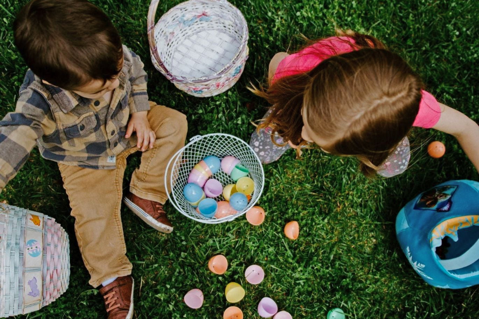 Coniston Easter Egg Trail - Easter weekend what's on in yorkshire