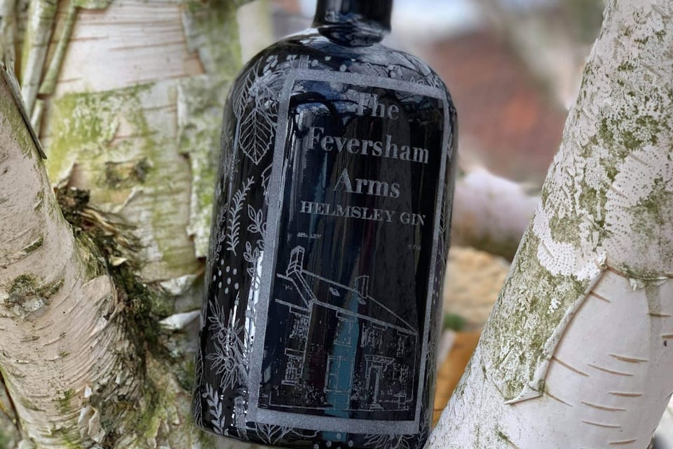 Feversham arms gin - press release