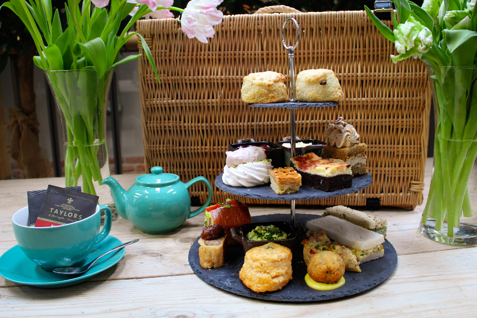 Keelham Kitchen Afternoon Tea
