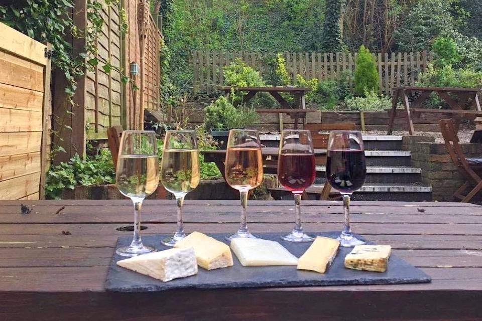 Love Cheese - best beer gardens in York