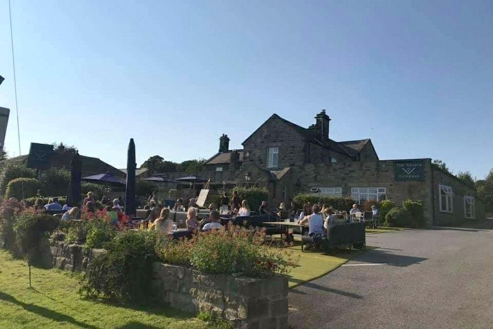 Square and Compass Harrogate - Best Beer Gardens in Harrogate