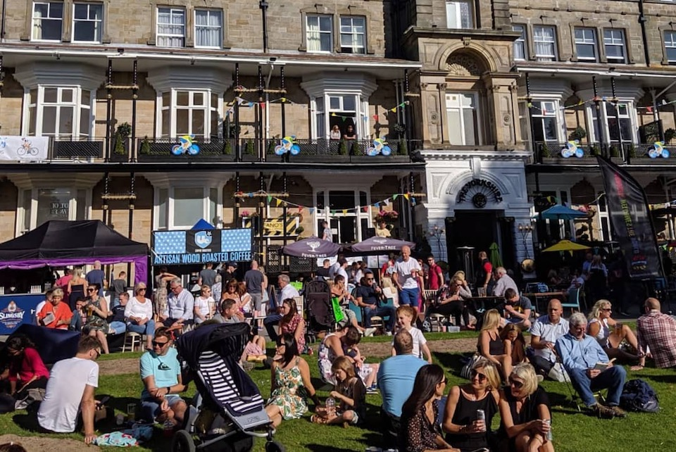 The Pickled Sprout - best beer gardens in Harrogate