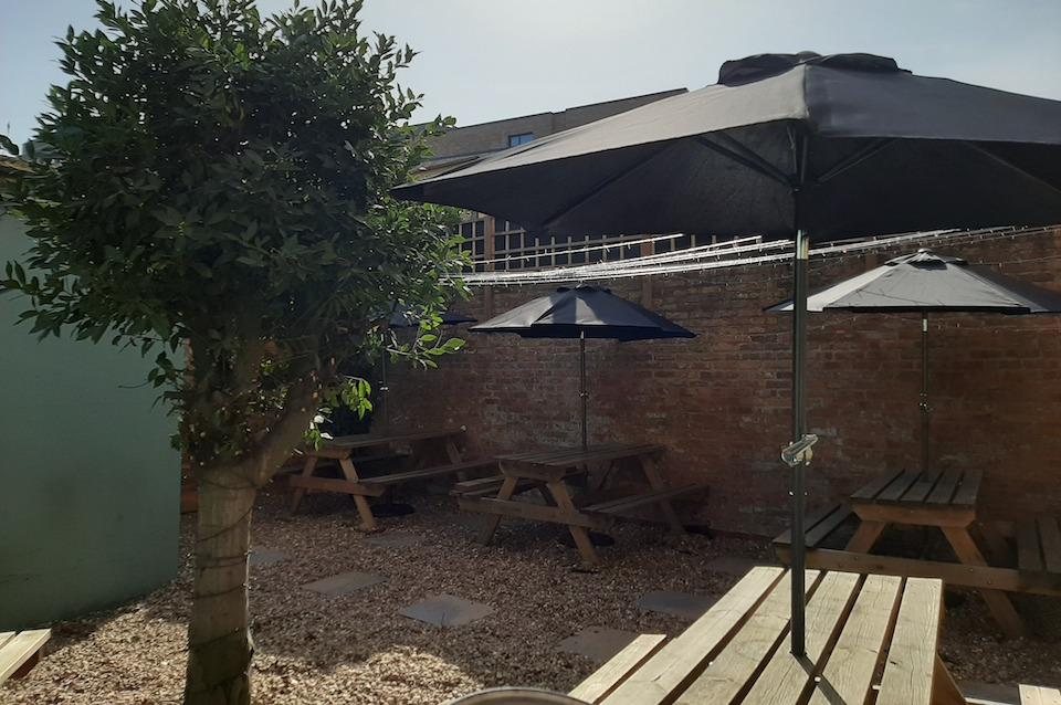 Walmgate Ale House - best beer gardens in York