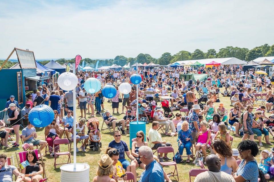 Harrogate Food Festival - People