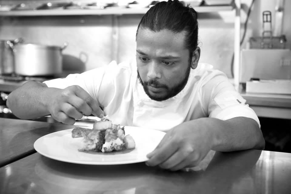 Head chef at Lavang Sheffield
